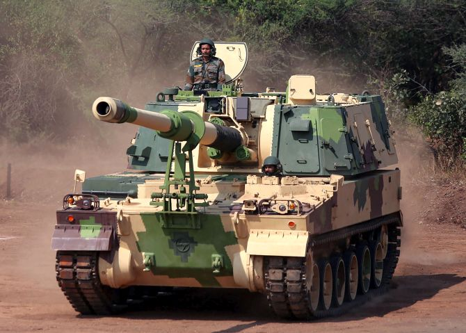 Wah! Army gets huge firepower!