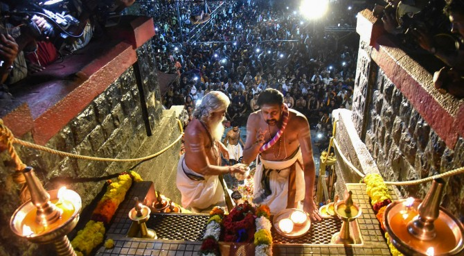 India News - Latest World & Political News - Current News Headlines in India - Sabarimala: 'It's very difficult to go back to normalcy'