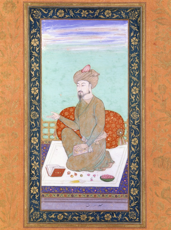 Babur, born Zahir ud-Din Muhammad, was the first Emperor of the Mughal dynasty in the Indian subcontinent