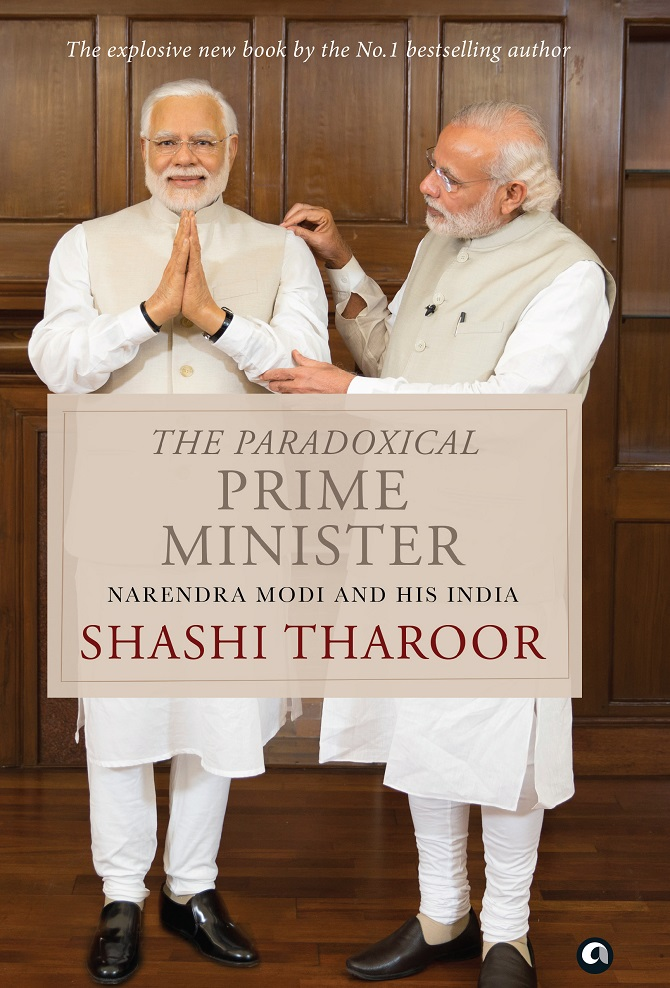 Shashi Tharoor's The Paradoxical Prime Minister
