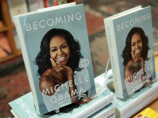 India News - Latest World & Political News - Current News Headlines in India - Best moments from Michelle Obama's memoir -- Becoming
