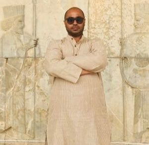 Abhijit Iyer-Mitra was arrested under Section 295A for his comments on the Konark Temple.