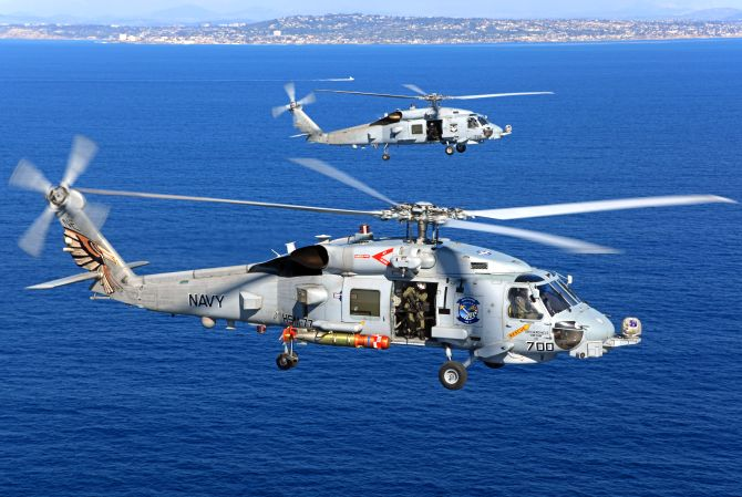 24-chopper deal for navy likely during Trump visit