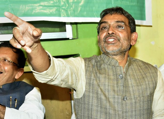India News - Latest World & Political News - Current News Headlines in India - Kushwaha gives ultimatum to BJP over seat seat-sharing