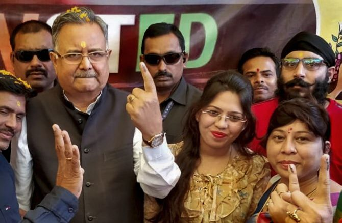 Over 71% voting recorded in 2nd phase of Chhattisgarh polls