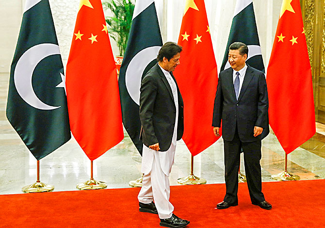 China doesn't need Pakistan in a war with India