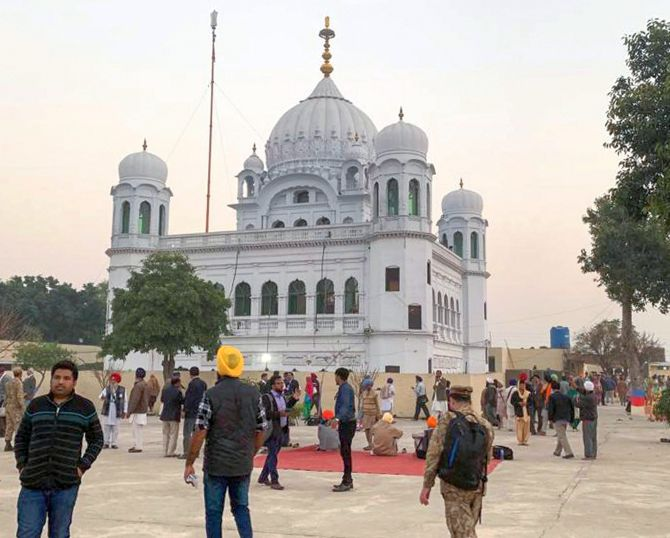 India to sign Kartarpur pact; urges Pak to waive fee