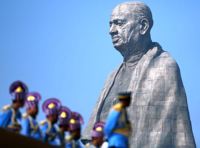 Statue of Unity shut till Mar 25 amid COVID outbreak