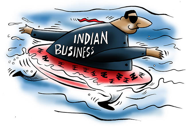 Illustration: Uttam Ghosh/Rediff.com