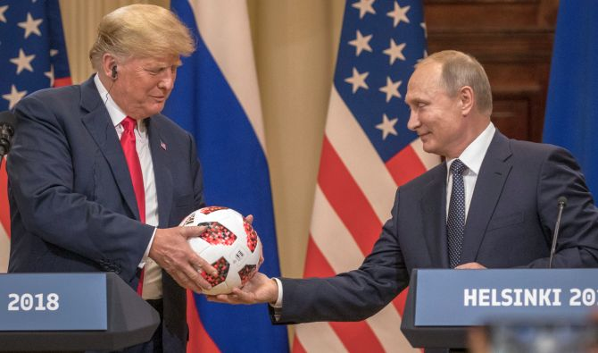 Russia tried to interfere in 2020 US elections: Report