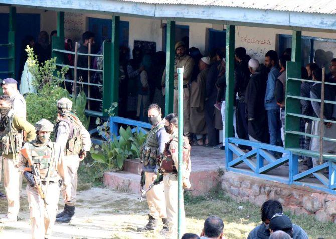 Photograph: Umar Ganie for Rediff.com