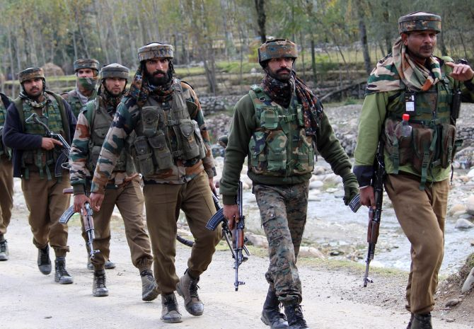 India News - Latest World & Political News - Current News Headlines in India - Most wanted terrorist killed in Kulgam encounter