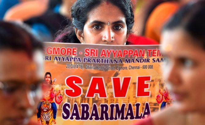 Sabarimala once more