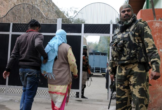 J-K Panchayat polls postponed due to security reasons