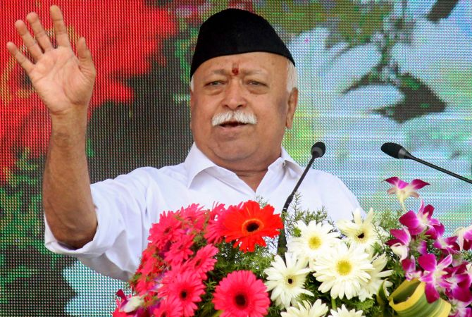 We fully support reservation: RSS on Bhagwat's remarks