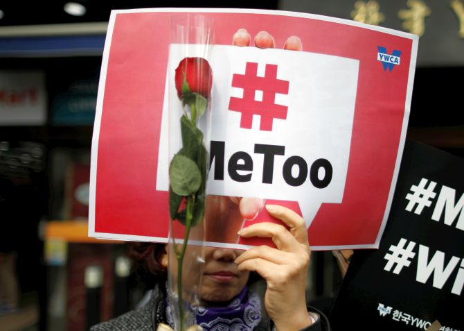 #MeToo movement launched by those with perverted minds: Union minister