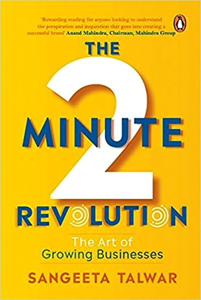 The Two-Minute Revolution book cover