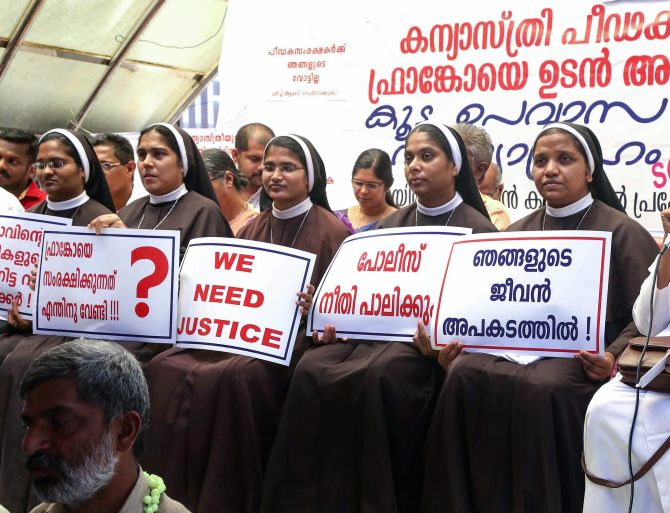 India News - Latest World & Political News - Current News Headlines in India - Allow us to live in convent: Kerala nuns seek Vijayan's help against transfer