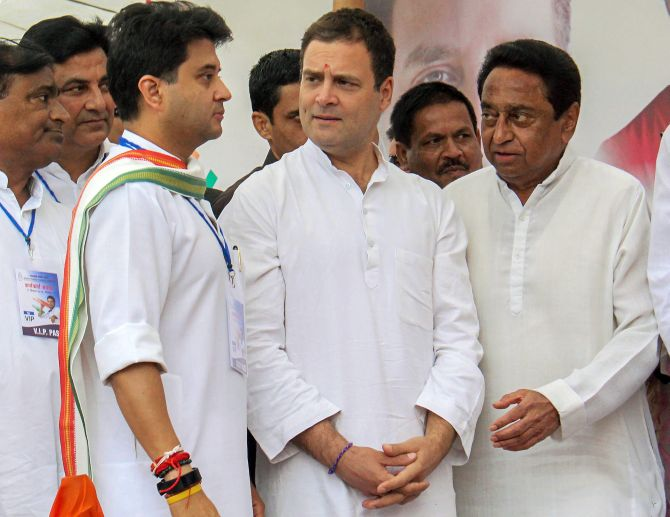 Congress expels Scindia soon after he resigns
