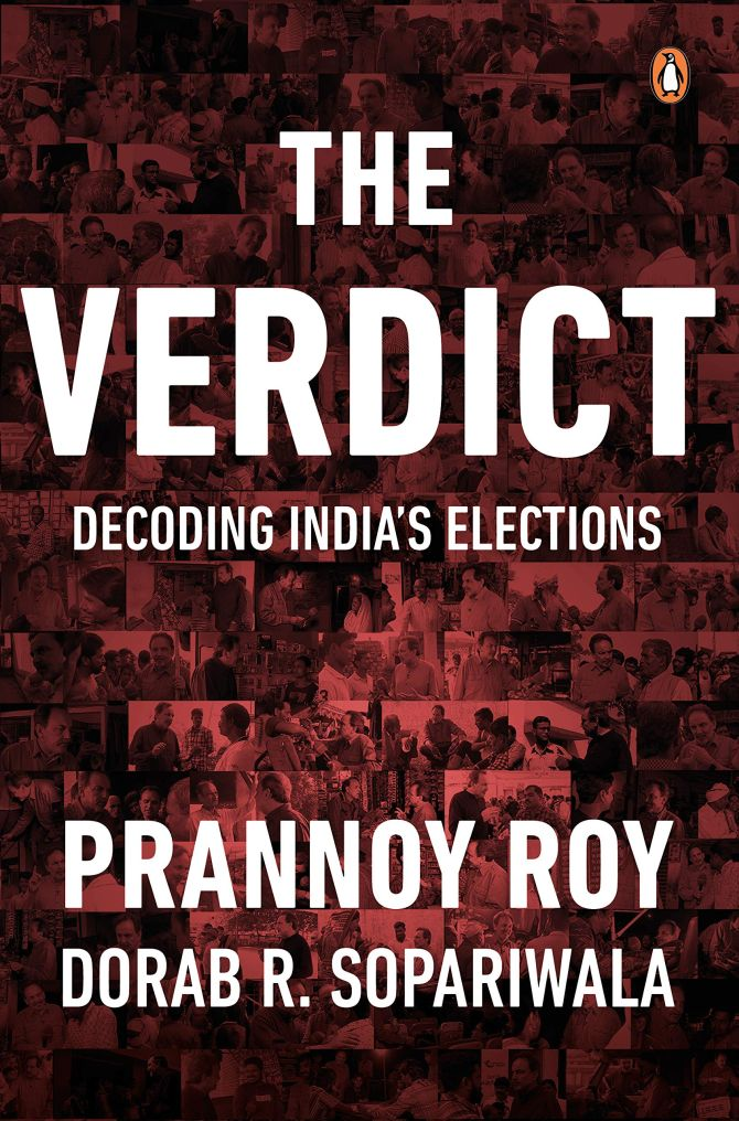 Expect record turnout in this election: Prannoy Roy - Rediff