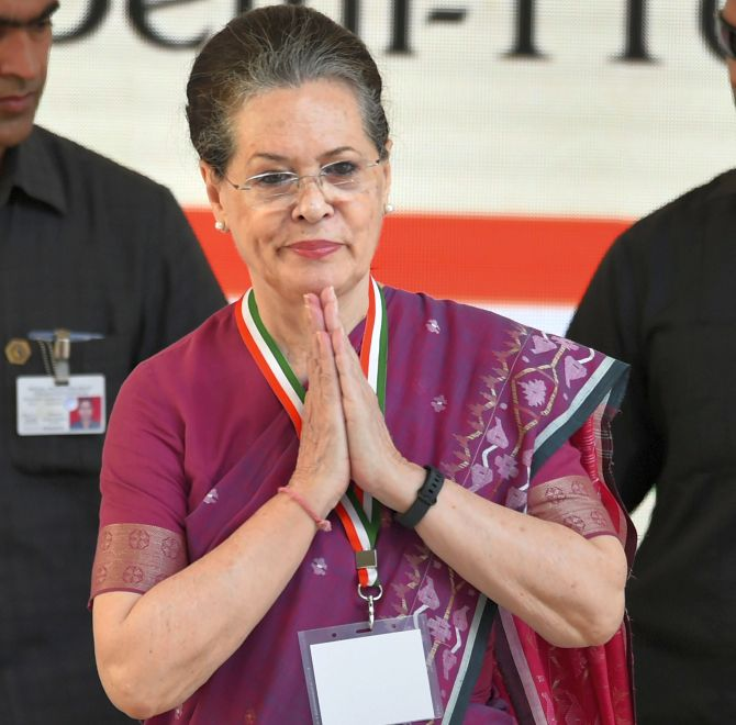 Sonia spends quiet 73rd birthday; wishes pour in