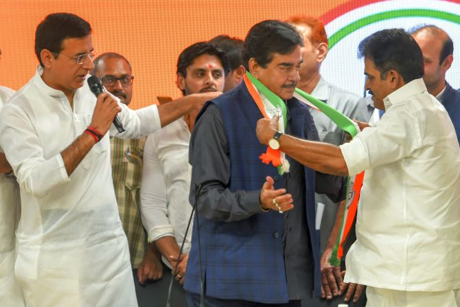Joining Cong was not overnight decision: Shatrughan