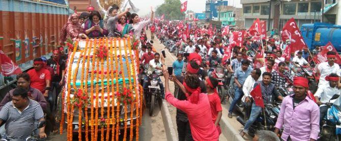 Sai's Take: Will Kanhaiya stun Giriraj Singh?