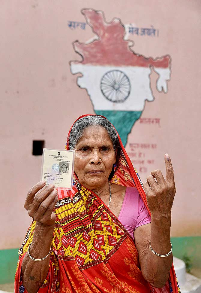 LS polls: Bihar sees lowest turnout with 50%, WB tops with