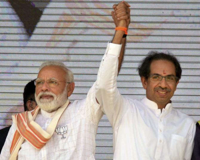 Uddhav to meet Modi in New Delhi today