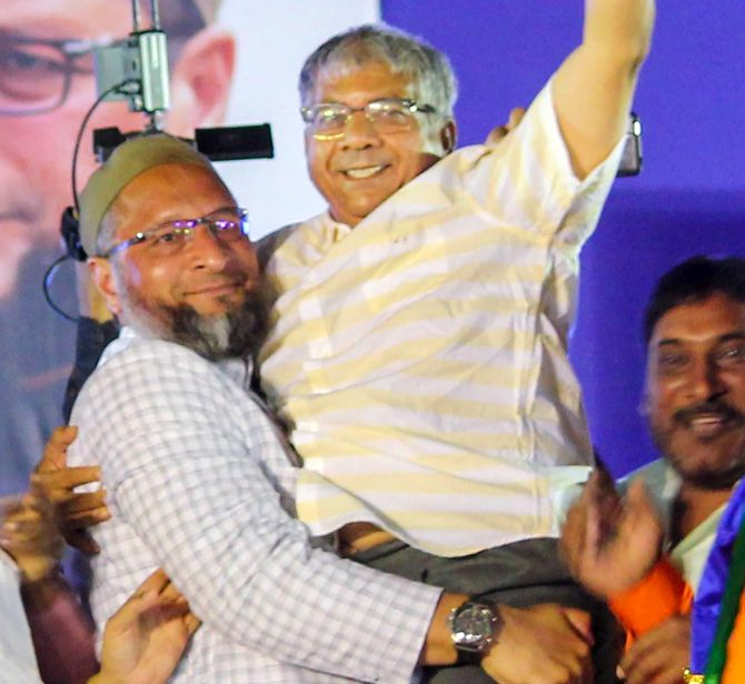 'We are in the driver's seat in Maharashtra'