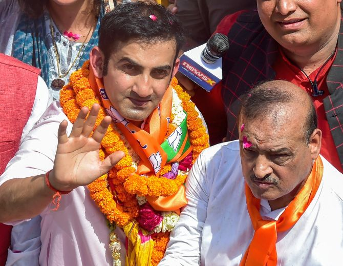 How the sports stars fared in the 2019 Lok Sabha elections
