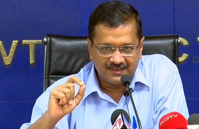 Kejriwal chairs meeting on rising Yamuna levels