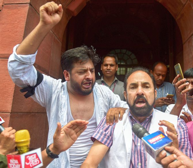 Art 370: 'Now situation in J-K will worsen further'