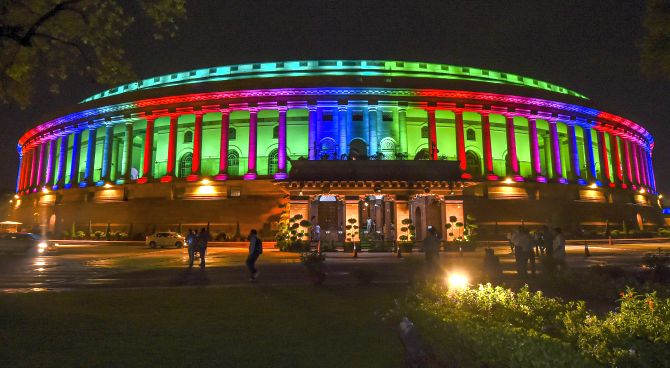 India likely to get new Parliament building in 2022