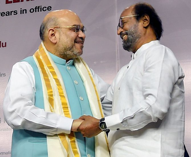 How BJP plans to make inroads into TN
