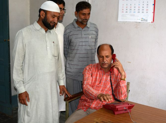 Curbs eased; landlines, internet partially back in J-K