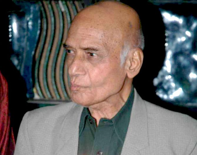 Veteran music composer Khayyam passes away at 92
