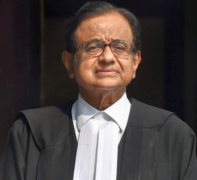 Chidambaram denied bail; CBI, ED teams visit his home