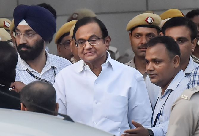 CBI expands probe against Chidambaram