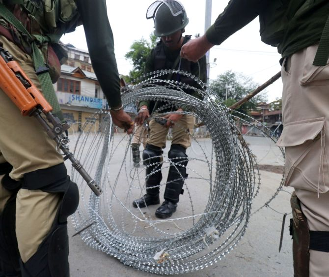 Why India needs to 'fortify' Kashmir