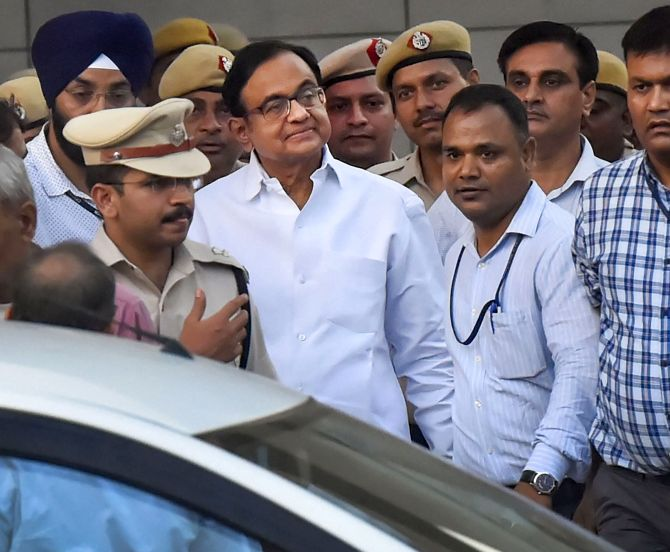 SC rejects Chidambaram plea in CBI arrest case