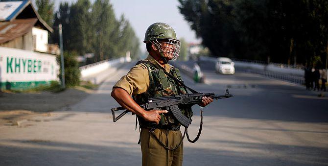 'Kashmiris have lost the sense of fear'