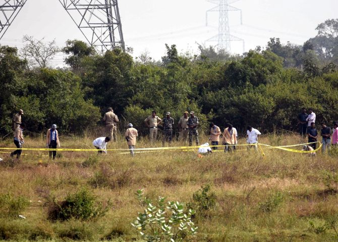Hyderabad encounter: NHRC begins on-the-spot probe
