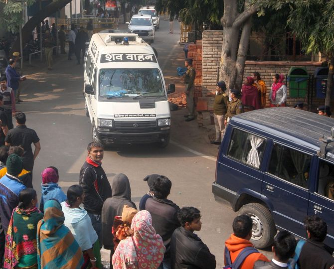 Unnao victim died of extensive burn injuries: Autopsy