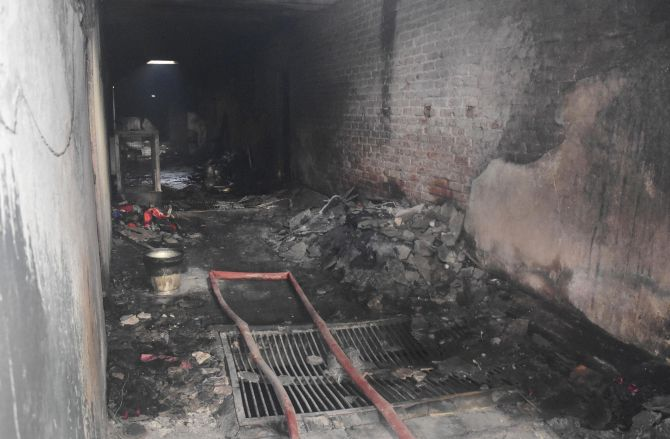 A timeline of major fire mishaps in Delhi