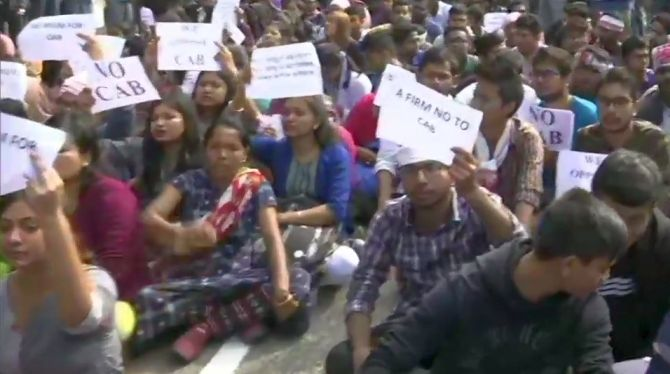 Fresh anti-citizenship bill protests erupt in Assam