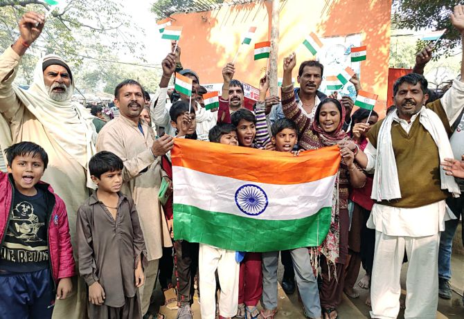 Pak Hindus in India say CAB will end hardships