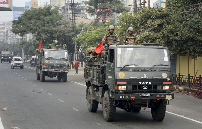 Curfew relaxed in Guwahati, Dibrugarh for few hours