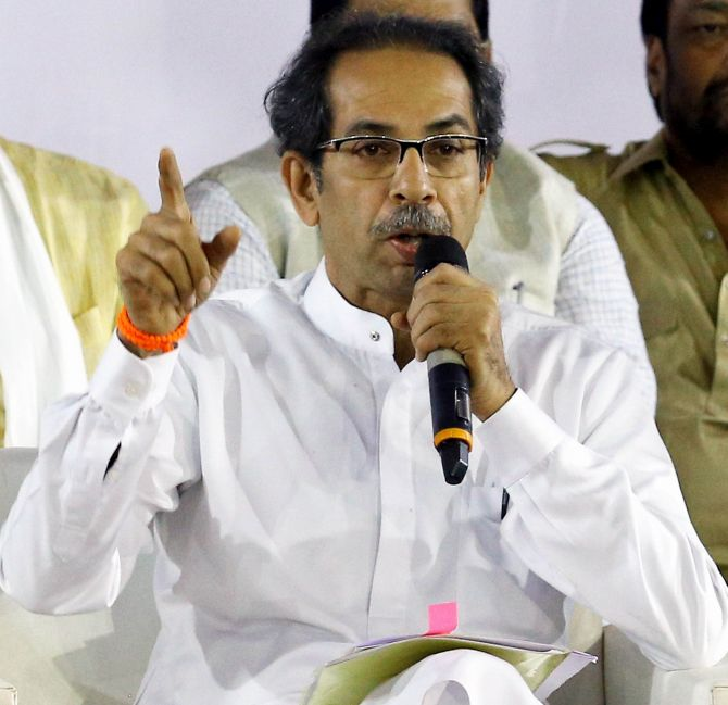 New citizenship law insult to Savarkar's views: Uddhav