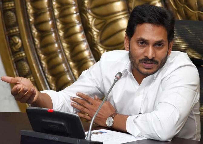 Andhra govt puts up 3-capital formula to expert panel